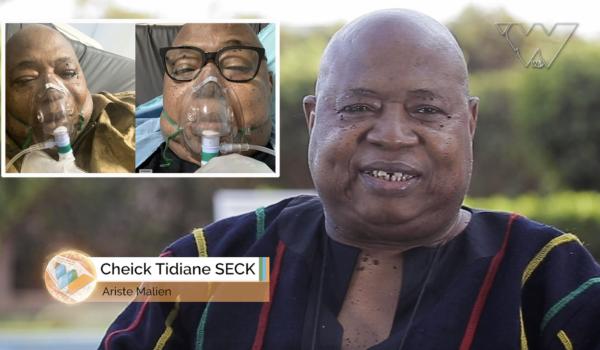 Témoignage de Cheick Tidiani Seck sur sa maladie de coronavirus